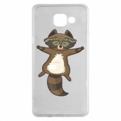 Чохол для Samsung A5 2016 Raccoon