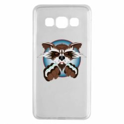 Чохол для Samsung A3 2015 Raccoons and fists