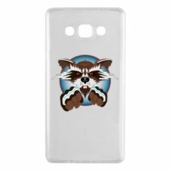 Чохол для Samsung A7 2015 Raccoons and fists