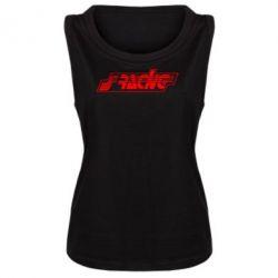 Женская майка Racing - FatLine
