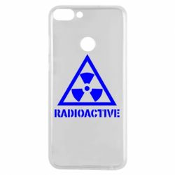 Чехол для Huawei P Smart Radioactive - FatLine