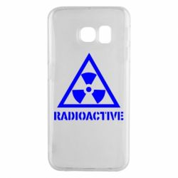 Чехол для Samsung S6 EDGE Radioactive - FatLine