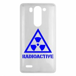 Чехол для LG G3 mini/G3s Radioactive - FatLine