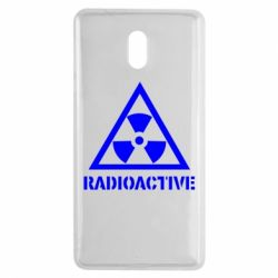 Чехол для Nokia 3 Radioactive - FatLine