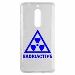 Чехол для Nokia 5 Radioactive - FatLine