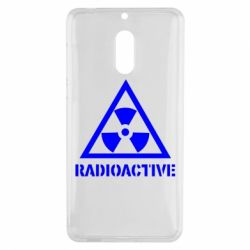 Чехол для Nokia 6 Radioactive - FatLine