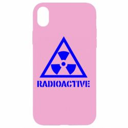 Чехол для iPhone XR Radioactive - FatLine
