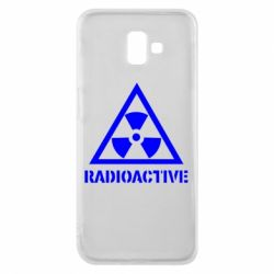 Чехол для Samsung J6 Plus 2018 Radioactive - FatLine