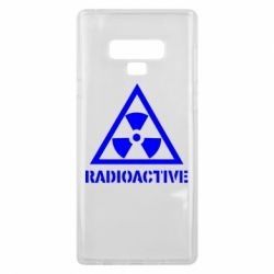 Чехол для Samsung Note 9 Radioactive - FatLine
