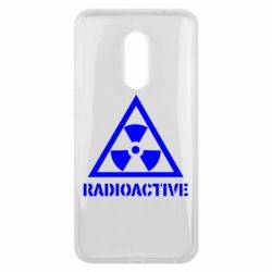 Чехол для Meizu 16 plus Radioactive - FatLine