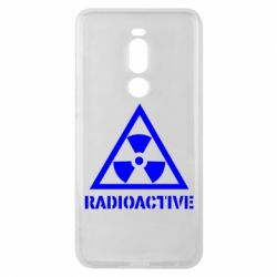Чехол для Meizu Note 8 Radioactive - FatLine