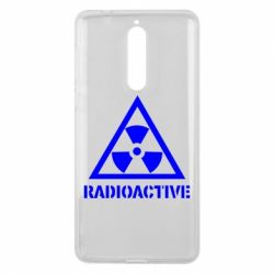 Чехол для Nokia 8 Radioactive - FatLine