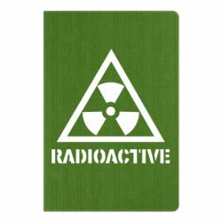 Блокнот А5 Radioactive - FatLine