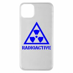 Чохол для iPhone 11 Pro Max Radioactive