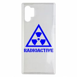 Чохол для Samsung Note 10 Plus Radioactive