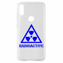 Чохол для Xiaomi Mi Play Radioactive