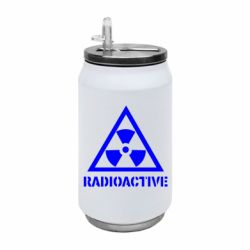 Термобанка 350ml Radioactive