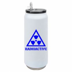Термобанка 500ml Radioactive