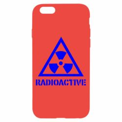 Чехол для iPhone 6/6S Radioactive - FatLine