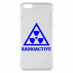 Чехол для iPhone 6 Plus/6S Plus Radioactive - FatLine