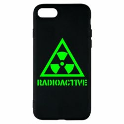 Чехол для iPhone 7 Radioactive - FatLine
