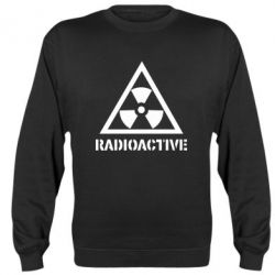 Реглан (свитшот) Radioactive - FatLine