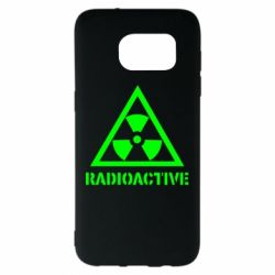 Чехол для Samsung S7 EDGE Radioactive - FatLine