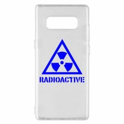 Чехол для Samsung Note 8 Radioactive - FatLine