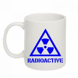 Кружка 320ml Radioactive