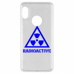 Чехол для Xiaomi Redmi Note 5 Radioactive - FatLine