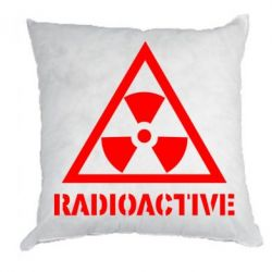 Подушка Radioactive - FatLine