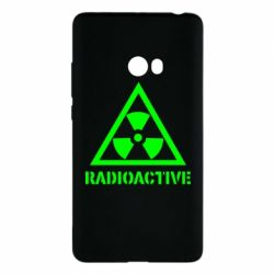 Чехол для Xiaomi Mi Note 2 Radioactive - FatLine