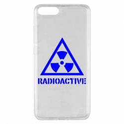 Чехол для Xiaomi Mi Note 3 Radioactive - FatLine