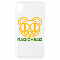 Чехол для iPhone XR Radiohead