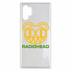 Чехол для Samsung Note 10 Plus Radiohead