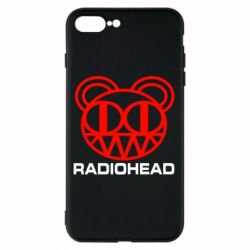 Чехол для iPhone 7 Plus Radiohead