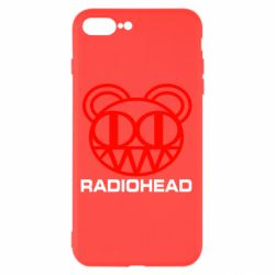 Чехол для iPhone 8 Plus Radiohead