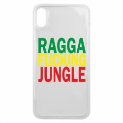 Чохол для iPhone Xs Max Ragga