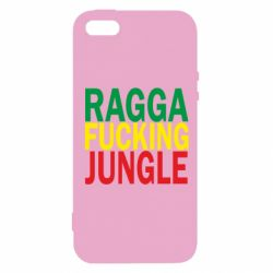 Чохол для iphone 5/5S/SE Ragga