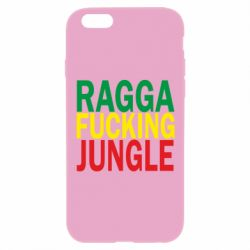 Чехол для iPhone 6 Plus/6S Plus Ragga - FatLine