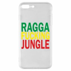 Чохол для iPhone 8 Plus Ragga