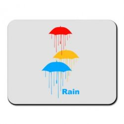 Коврик для мыши Rain - FatLine