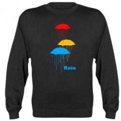 Реглан (свитшот) Rain - FatLine