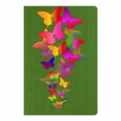 Блокнот А5 Rainbow butterflies