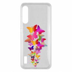 Чохол для Xiaomi Mi A3 Rainbow butterflies