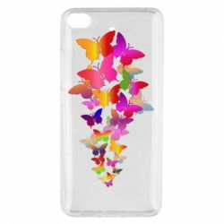 Чохол для Xiaomi Mi 5s Rainbow butterflies