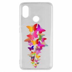 Чохол для Xiaomi Mi8 Rainbow butterflies