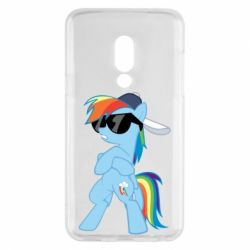 Чохол для Meizu 15 Rainbow Dash Cool - FatLine