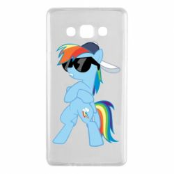Чохол для Samsung A7 2015 Rainbow Dash Cool - FatLine