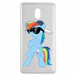 Чохол для Nokia 3 Rainbow Dash Cool - FatLine